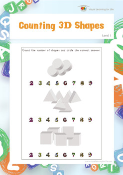 Counting 3D Shapes