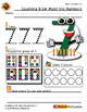 Counting 6-10: Meet the Numbers Activity Set
