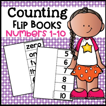 Counting Activities Book Practice