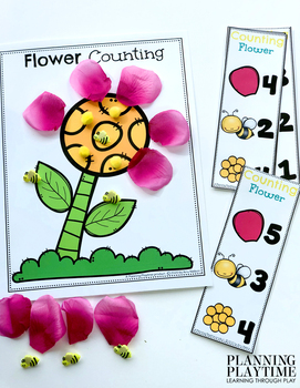Counting Activities for Preschool