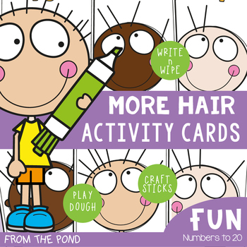 Counting Activity Cards