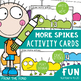 Counting Number Activity Cards Set 2 {Math Center}