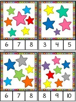 Counting Activity Freebie