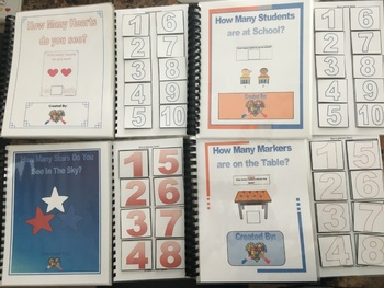 Adaptive Counting Books BUNDLE