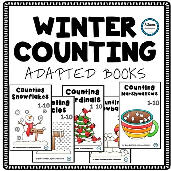 Counting Adapted Books- Winter