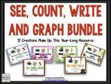 Counting And Graphing!  See Count Graph BUNDLE!