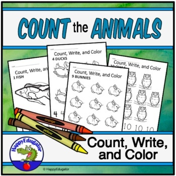 Counting Animals