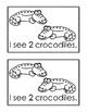 Counting Animals: A Preschool Reader Book