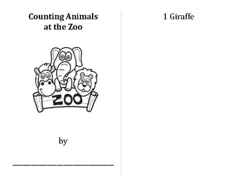 Counting Animals at the Zoo