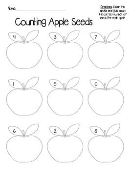 Counting Apple Seeds 2
