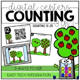 Counting Apples 10-20 - Digital Math Centers