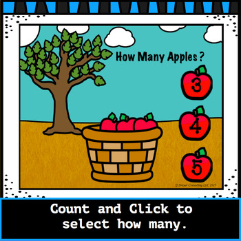 Counting Apples-Activinspire