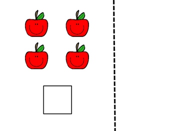 Counting Apples- Adapted Books 1-30