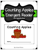 Counting Apples Emergent Reader and Digital Big Book for P