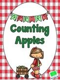 Kindergarten  Number Identification-Simple addition - Coun