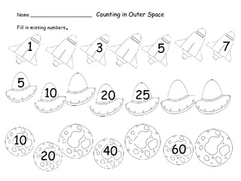 Counting Around the Solar System