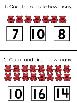 Counting Assessment