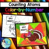 Counting Atoms Color-by-Number