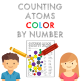 Counting Atoms: Color by Number