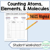 Counting Atoms, Elements, and Molecules Using Chemical For