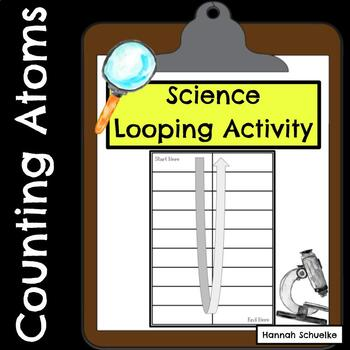 Counting Atoms Looping Activity