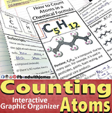 Counting Atoms for Interactive Notebooks