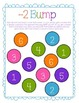 Counting Back BUMP Math Games! -1, -2, -3