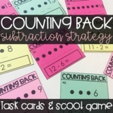 Counting Back Strategy