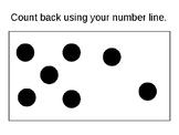 Counting Back & Subitizing