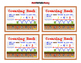 Counting Back - Subtraction Strategies Poster