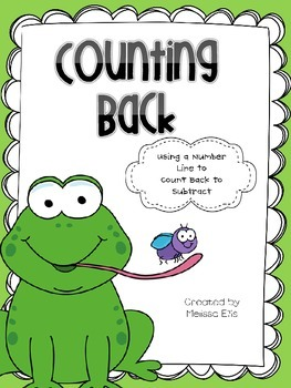 Counting Back: Using a Number Line to Subtract