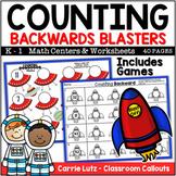 Counting Backward Blasters