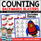 Counting Backward Blasters