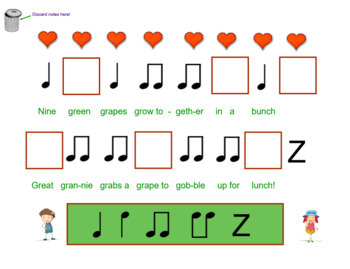 """Counting Backward/Letter G Song 