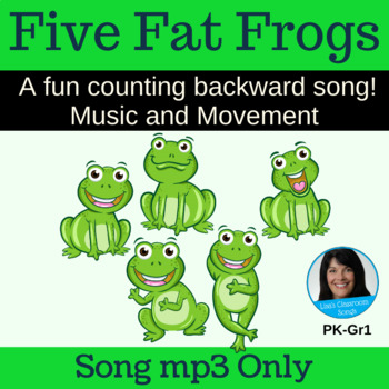 """Counting Backward Song 