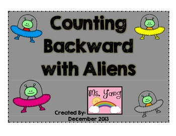 Counting Backward with Aliens
