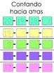 Counting Backwards 20-1 Spanish/English