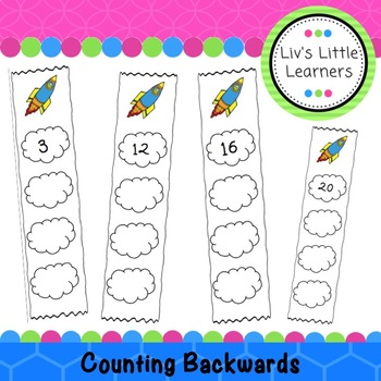 Rocket Counting Backwards from 20 #AUSBTS18