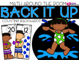 Counting Backwards {A Math Around the Room Center}