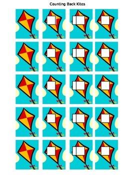 Counting Backwards Kites