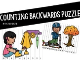 Counting Backwards Puzzles {From 10 and 20}