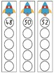 Counting Backwards Write and Wipe Cards