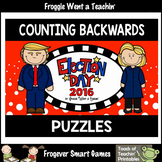 "Counting Backwards by Ones -- ""Election Day 2016"" Puzzles"