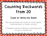Counting Backwards from 30