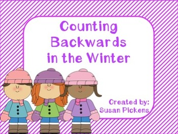 Counting Backwards in the Winter (0-100)