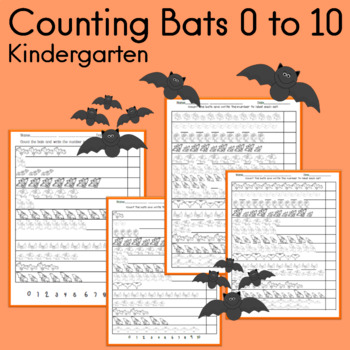 Counting Bats 0 to 10