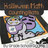 Halloween Math: Counting Bats Activity