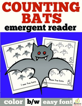 Counting Bats Emergent Reader