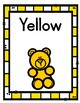 Counting Bears Color Cards