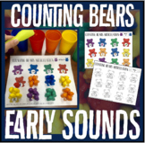 Counting Bears Early Sounds Articulation Mats